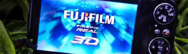Fujifilm Finepix Real 3D W3 - stereoskopia dla każdego?