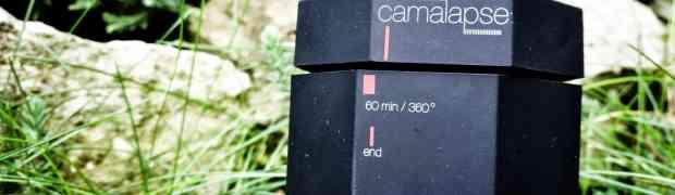 Camalapse 4, czyli sposób na płynny ruch w timelapse'ach?